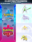 Kyпить ALL NEW Pokemon Home Transfer Ultra Square Shiny 6IV Pokemon Sword Shield Bundle на еВаy.соm