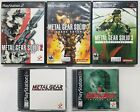 Kyпить Metal Gear Solid games  (Playstation 2) PS2  Tested. на еВаy.соm