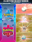 Kyпить ANY Custom Ultra Square Shiny Pokemon Egg 6IV Pokemon Sword & Pokemon Shield на еВаy.соm