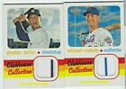 2020 Topps Heritage Clubhouse Collection Relics - Complete Your Set You Pick!