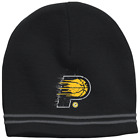 Eastern Caps Indiana Pacers Iconic Splatter Graphic Hats Black Colorblock Beanie on eBay