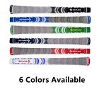 13PCS Cord Golf Club Grips Standard Size Multi-compound Grips 6 Color to Choose