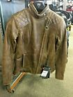 Triumph Ladies Barbour Leather Jacket $278.0 USD on eBay