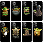 Star Wars The Mandalorian Baby Yoda Phone Case Cover For iPhone 11 Pro Max XS XR $8.99 USD on eBay