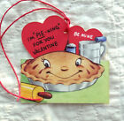 Hang Tags RETRO I'M PIE-NING FOR YOU BAKING PIE VALENTINE TAGS 394 Gift Tags