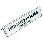 IDENT NAME HOLDER 210X65MM TRANSPARENT IBNP2 - IBNP2