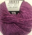 Lana Grossa Cool Wool Yarn Trim Scarf Sweater Wrap Knit Crochet