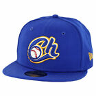 New Era 5950 Charros de Jalisco Fitted Hat (Bright RBL) Mens Mexico Baseball Cap