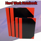 Personalsed A5 Hard Cover Hardback Notebook Lined Pages Notepad note book