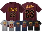 Cleveland Cavaliers Lebron James Jersey Men's T Shirt MVP king team cavs champs on eBay