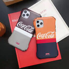 Iphone 11Pro Coca Cola Pattern Phone Case Cover For iPhone 7 8Plus XR XsMax Cute $13.11  on eBay
