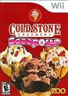 .Wii.' | '.Cold Stone Creamery Scoop It Up.