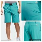 New Adidas Ultimate 365 Mens Golf Shorts-True Green- Multiple Sizes