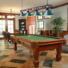 1.8m Pool Snooker Table Light Billiard Light with Balls Rod and 4 Metal Shades $312.89 AUD on eBay