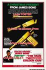 """MAN WITH THE GOLDEN GUN James Bond 007 ASSEMBLE = MOVIE POSTER 10 Sizes 18""""-5 FT $32.88 CAD on eBay"""