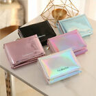 Womens Wallet Genuine Leather RFID Blocking Coin Card Holder Dollars 2 Bifold US image