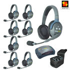Eartec Headsets UltraLITE HD Ver. HUB Base Intercom System for 5 to 8 Person
