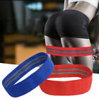 Resistance Bands Fabric Hip Circle Booty Loop Glute Leg Squat  Exercise Fitness image