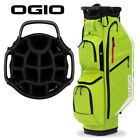 Ogio Shadow Fuse 14-WAY Golf Trolley/Cart Bag Glow Sulphur Green - NEW! 2020