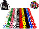 Discount Learning Supplies 16 Mm Assorted Dice With Storage Bag photo