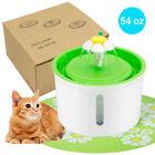 Automatic Cat Water Fountain Pet Electronic Water Drinking Dispenser/Mat/Filter