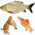 Play Chewing Stuffed Fish Mint  Kitten Dog Product Pet Interactive Cat toys