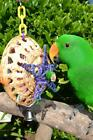 DICKY BIRD TOYS BASKET CASE FORAGING PARROT  TOY FREE POSTAGE ALL ORDERS $50+