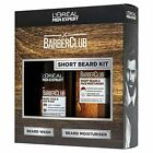 L'Oreal Paris Men's Expert Gift for Him Short Hair Barberclub Collection 2-Piece
