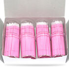 100/400pcs Disposable Micro Applicator Brushes Great for Dental Oral Makeup