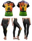 """""""R I P"""" ALL OVER PRINT T-shirt set"""" by Word Art"""