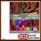 INDIGO NAILS LAB NEW SUNNY SPRING SHADES-ALL COLOURS-Authorized Distributor UK