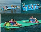 Kyпить Huge 7 Person Floating Oasis Foam Raft Lake Sea Water Pad Mat - 15' x 6' 1,500 l на еВаy.соm