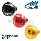 899 Logo Engraved Fairing Bolts Fit Ducati Panigale 899 R S 2013 2019
