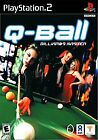Q-Ball: Billiards Master (Sony PlayStation 2, 2000) $1.5 USD on eBay