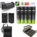 Kyпить USA SKYWOLFEYE 18650 Battery Li-ion 3.7V Rechargeable Batteries For flashlight на еВаy.соm