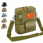 Men's Tactical Military Sling Chest Bag Molle Backpack Crossbody Shoulder Pack