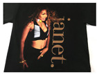 Vintage 1993 Janet Jackson Tour T-Shirt Tee Reprint All Sizes S M L 234XL NT287 image