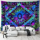 USA Psychedelic Tapestry Mandala Tapestry Trippy Wall Hanging Tapestries Decor