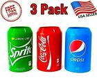 Silicone Beer Can Covers Hide A Beer -  Soda Coca Cola Can Sleeve US Seller Gift $14.89  on eBay