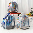 Pet Portable Carrier Backpack Space Capsule Travel Dog Cat Bag Transparent Cage
