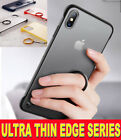 THIN Clear Hard Case For iPhone SE 2020 11 Pro XR XS Max 7 8 Shockproof Cover