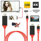 Type C USB-C to HDMI HDTV TV Cable Adapter For MacBook Samsung Galaxy S10 Note 8