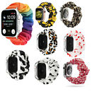 For Apple Watch Series 5/4/3/2/1 Scrunchie Soft Loop Band iWatch Wrist Strap image