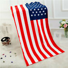 flag printed beach towel microfiber bath towel printed beach towel mat 70 150 cm