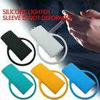 Silicone Lighter Cover Safe Clip Key Chain Lighter Holder A0q6