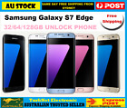 Samsung Galaxy S7 Edge 32/64/128gb  Unlocked Gsm Smartphone