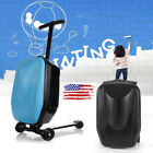 New Scooter Luggage Suitcase with Skateboard Travel Luggage Case High Quality US