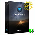 Luminar v4.2 Best Photo Editor Multilingual For Mac/ Win Lifetime License Vers