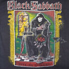 Vintage BLACK SABBATH 666 LIVE Tour Reprinted Black Unisex T-Shirt S-2XL LL647 image