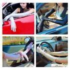 Women Long Gloves Smooth Silk Lining Glove for Opera Evening Party Elbow Sleeve